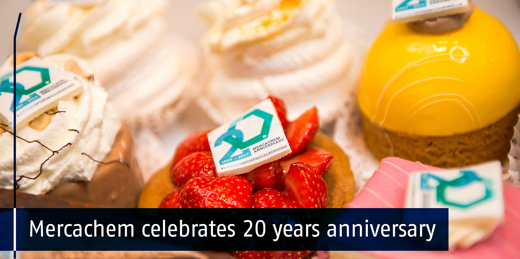 Mercachem celebrates 20 years anniversary
